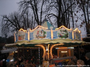 Christkindlmarkt in Herrsching