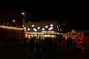 Weihnachtsmarkt bei den Pasing Arcaden
