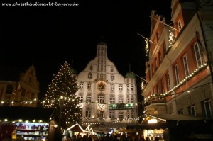Christkindlmarkt in Memmingen