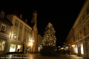 Christkindlmarkt in Murnau