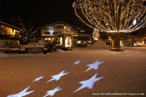 Weihnachten in Garmisch-Partenkirchen