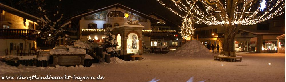 Weihnachtsmarkt Bayern 2021