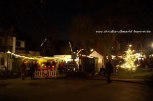 Weihnachtsmarkt Schondorf