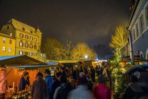 Treuchtlinger Schlossweihnacht 2019, Bild 2 - Copyright: Felix Oeder